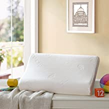 Imported children's LaTeX pillow/ spring-back neck guard pillow/ natural rubber pillow-A