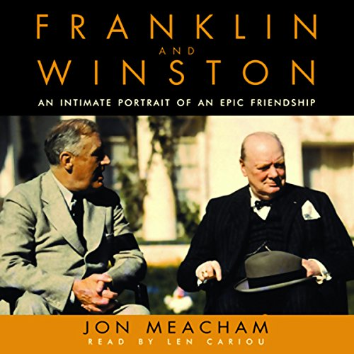 Franklin and Winston: An Intimate Portrait of an Epic Friendship by Random House Audio