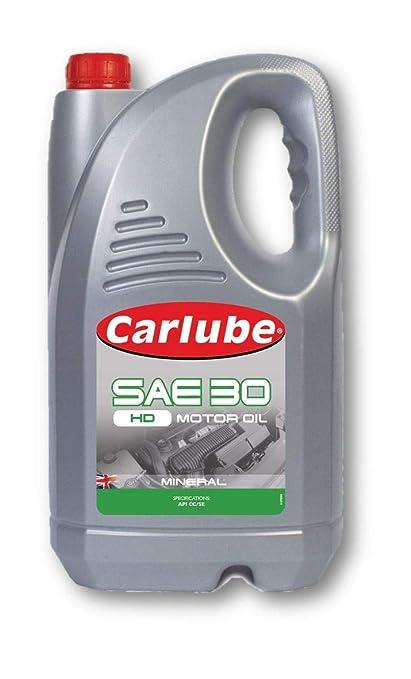 Carlube xhd455 Mineral Aceite de Motor: Amazon.es: Coche y moto