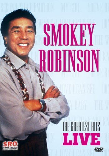 Smokey Robinson - Smokey Robinson The Greatest Hits Live - Zortam Music
