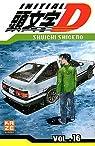 Initial D, tome 16 par Shigeno