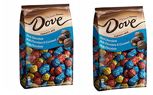 Dove PROMISES Variety Mix Chocolate Candy 43.07-Ounce 153...