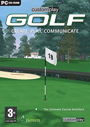 Amazon.com: customplay Golf (PC CD) by Fusion Software ...