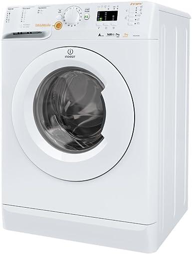 Indesit XWDA 751480X WWWG EU lavadora Carga frontal Independiente ...