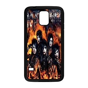 Samsung Galaxy S5 Phone Case Black Veil Brides B8U788969