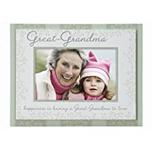 Malden 4336-46 4x6-Inch Great-Grandma 2-Step Storyboard Frame with 2-Dimensional Opening