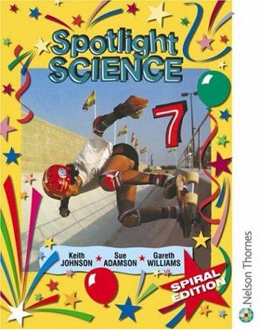 Spotlight Science: Year 7