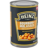 Heinz Kentucky Style Bourbon & BBQ Baked Beans Can, 16 Ounce (Pack of 12)