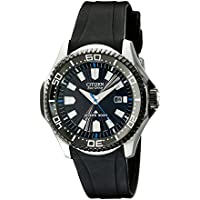 Citizen Men's Eco-Drive Promaster Diver Watch with Date, BN0085-01E