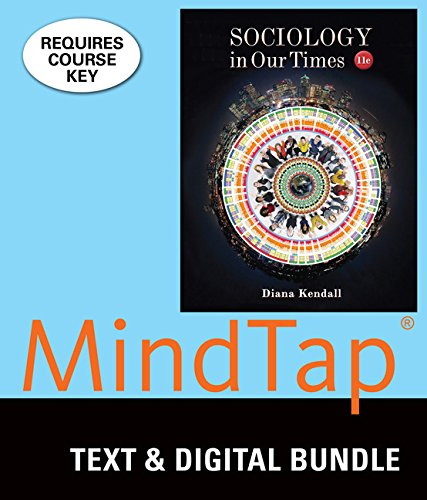 Bundle: Sociology in Our Times, Loose-leaf Version, 11th + MindTap Sociology Powered by Knewton, 1 term (6 months) Print