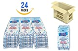Premium Formulations Shower Solutions Bathing Wipes