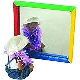 Children's Factory Soft Frame Flat Mirror