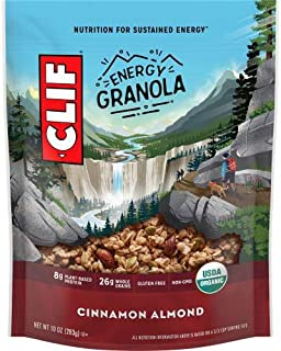 product image for CLIF Energy Cinnamon Almond Granola - 10oz (Pack of 6)