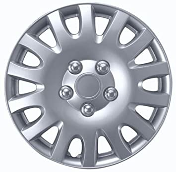 KT995-16S/L - New Set of 4 Hubcap Wheel Covers-Fits Most 16