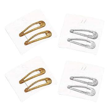 comprar el más nuevo brillo encantador estética de lujo Lurrose Broches para el cabello con broches para el cabello ...