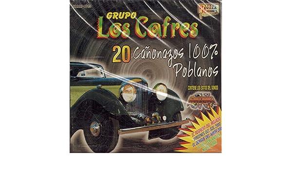 Los Cafres - Los Cafres (20 Canonazos 100% Poblanos) Cdrrp ...