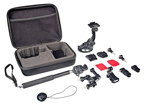 Bower Xtreme Action Series Action Mount 6-in-1 Sports Bundle for GoPro Review