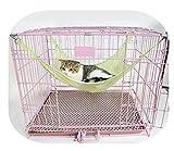 Sunward Pet Bed Mat,summer Net Cloth Cat Dog Cages Hammock Under the Chair Mat (Green, L) Review