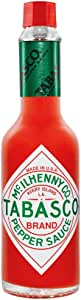 TABASCO Original Red Pepper Sauce, The Classic Chilli Sauce, 60 ml