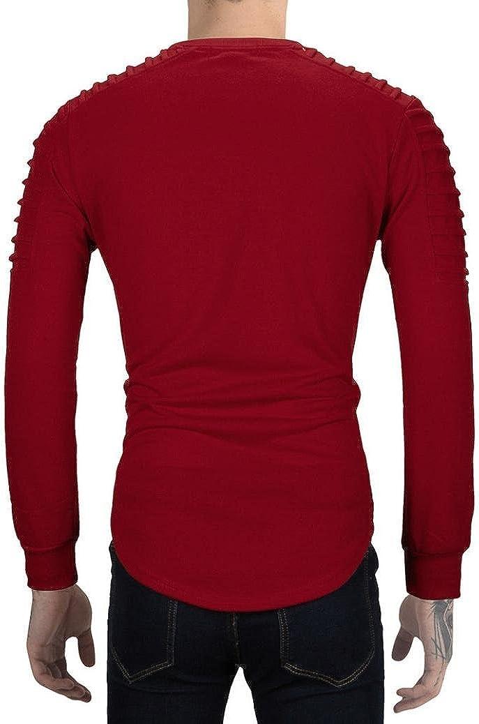 Fxbar Mens Sweatshirt Premium Quality Tops Long Sleeve Hooded Jacket Coat Outwear