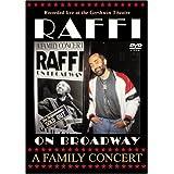 Raffi 1993 On Broadway: A Family Concert