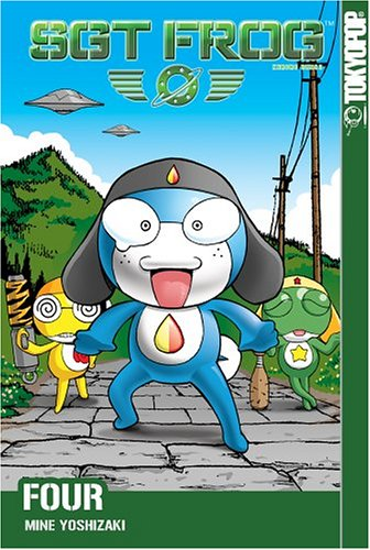 Sgt Frog Graphic Novel - Sgt. Frog, Vol. 4