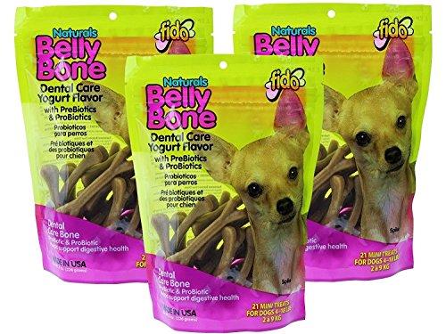 belly bone yogurt dog bone - 3
