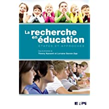 Recherche en education 3e karsenti-savoie-zajc