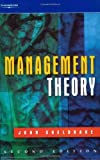 img - for Management Theory by John Sheldrake (2002-12-19) book / textbook / text book