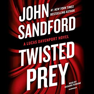 Book Cover: Twisted Prey