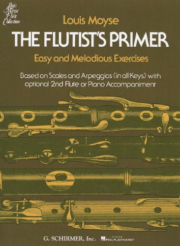 - The Flutist's Primer (Louis Moyse Flute Collection)