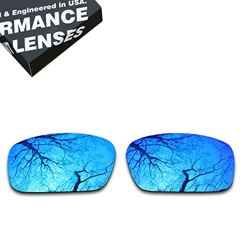 ToughAsNails Polarized Lens Replacement for Oakley Crankshaft Sunglass - More Options by ToughAsNails