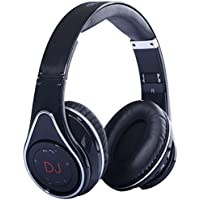 DJ Beats Stereo Headphones Noise Cancelling Bluetooth Wireless Music Streaming Hands Free Calling by HiQ