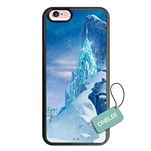 Personalized Popular Design iPhone 6s Slim TPU soft Case -frozen Pattern Bumper Case for iPhone 6s (4.7 inch)