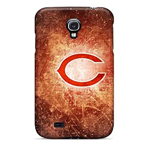 New Style Pchcase Chicago Bears Premium Tpu Cover Case For Galaxy S4