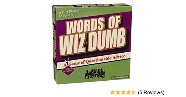 All Things Equal, Inc  Words of Wiz-Dumb