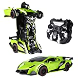 Transformation Robot Car, Action Deformation Figure, Shape-shift Model Car, One-Touch Transforming
