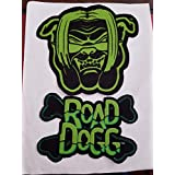 Iron On Applique Road Dogg WWE #71