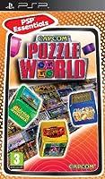 Capcom Puzzle World (PSP) UK Edition