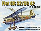 Fiat CR32/CR42 in Action, George Punka, 0897474112