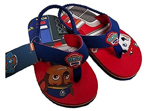Boys Patrol Summer Strap Sandals