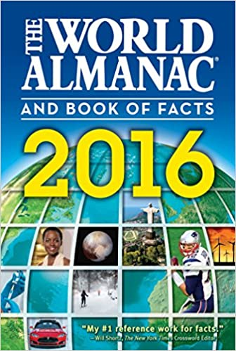 Image result for world almanac