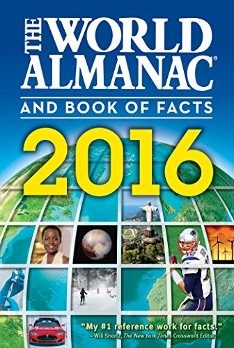 The World Almanac and Book of Facts 2016 (World Facts compare prices)