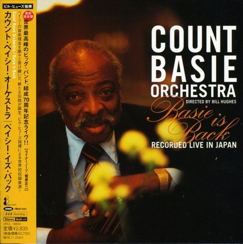 Basie Is Back by Virgin Japan
