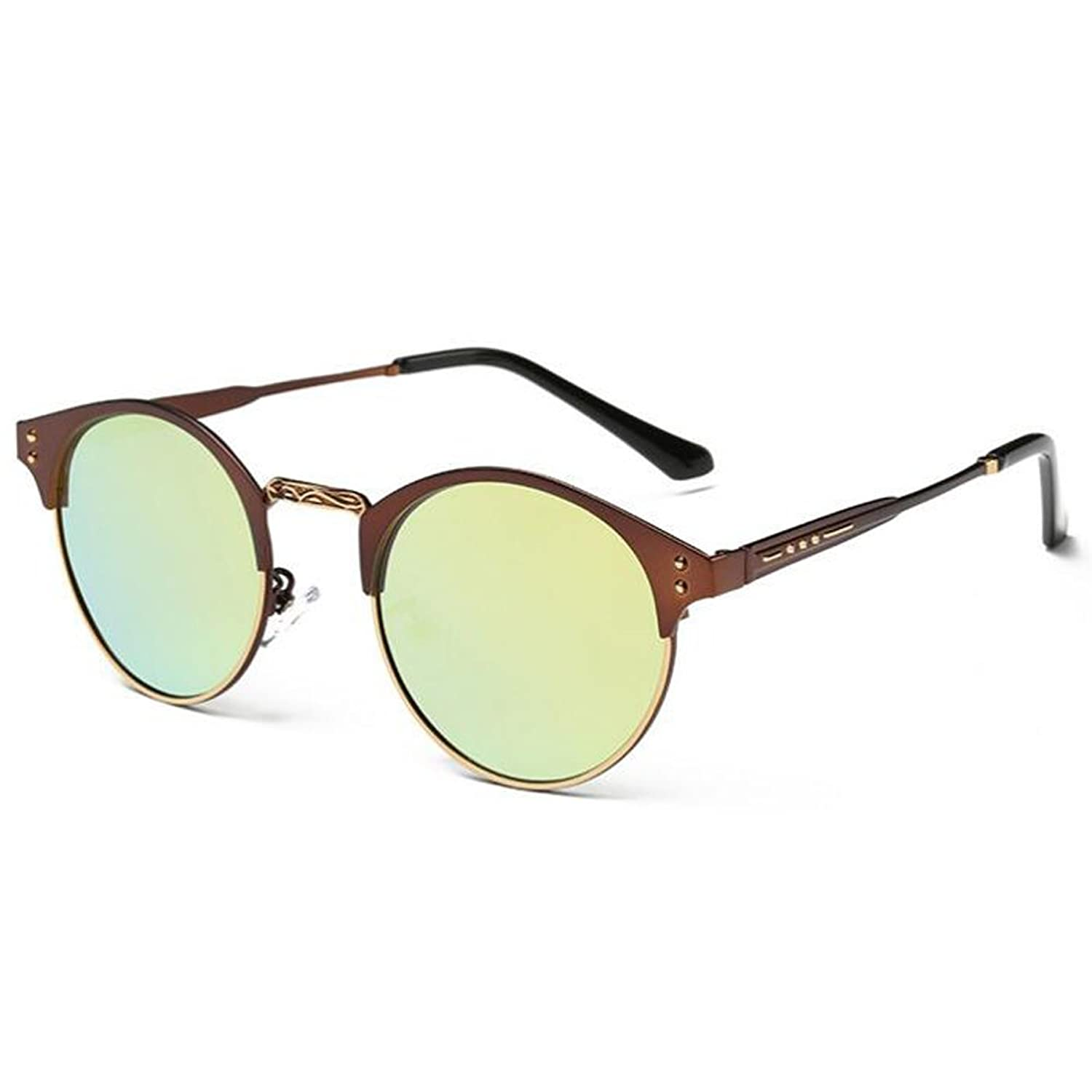 VVeda Polarized Retro Big Brand Frame New Fashion Sunglasses