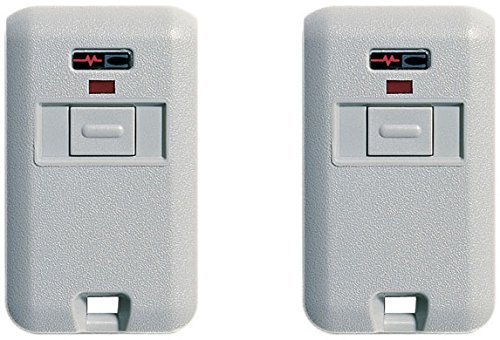 Linear Multi-Code Key Ring Transmitters, 1-Channel (306010) -