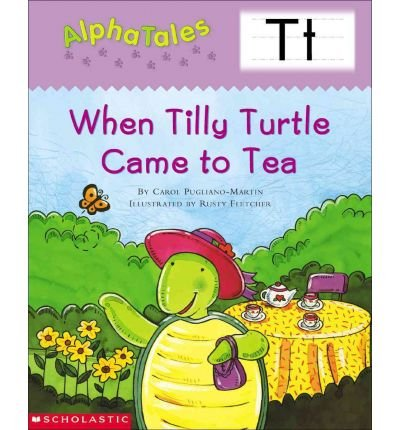 Tilly Turtle - 8