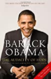 The Audacity of Hope: Thoughts on Reclaiming the American Dream by Barack Obama front cover