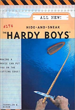 book cover of Hide and Sneak
