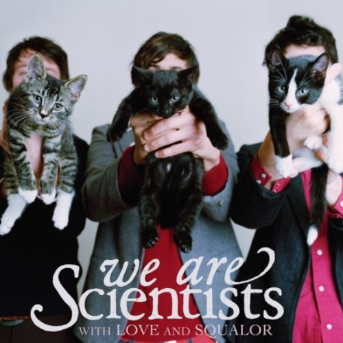 Image result for With Love & Squalor by We Are Scientists
